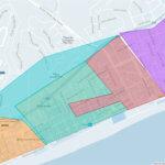 Perimetres google maps